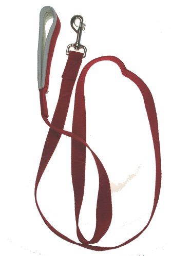Stricke Anbindestrick Führstrick rot 180 cm