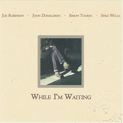 "Featured recording ""While I'm Waiting"""