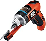 Home Improvement - Black & Decker LI4000 3.6-Volt Lithium-Ion SmartSelect Screwdriver with Magnetic Screw Holder