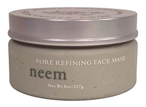 Bath & Body Works Pure Simplicity Neem Pore Refining Face Mask 8 oz