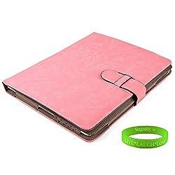 Mybat Folio Case For Ipad (Pink)