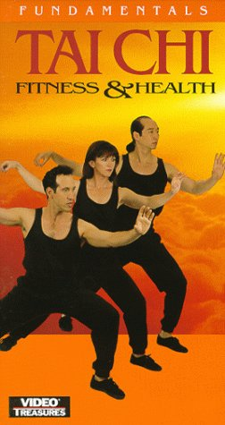 Tai Chi Fitness & Health Fundamentals [Vhs] front-1019727