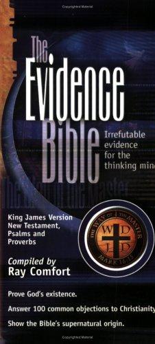 Evidence Bible Pkt PB NT PS Prov088270947X
