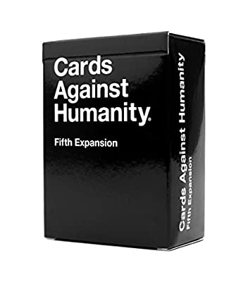 Cards Against Humanity: Fifth Expansion by Cards Against Humanity, LLC.