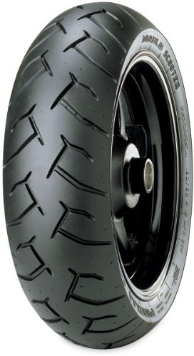Pirelli Diablo Scooter Tire - Rear - 140/70-16 , Tire Size: 140/70-16, Rim Size: 16, Position: Rear, Tire Type: Scooter/Moped, Load Rating: 65, Speed Rating: P 1661600 front-51705