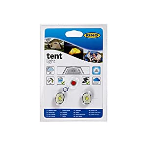 Ring Automotive RTL010 2-LED Tent Light