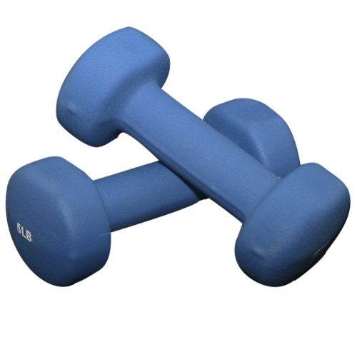 Da Vinci Pair of Neoprene Dumbbells with Non-Slip Grip, Choose Your Dumbbell Weight купить дешево онлайн