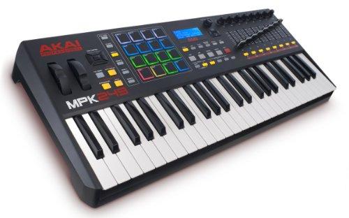 TASTIERA / PAD USB / MIDI CONTROLLER DI 49 NOTE AKAI MPK249 PROFESSIONAL