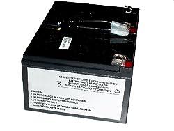 Mongoose MTNAL24V450 Bike 12V, 12Ah Lead Acid Battery