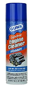 Gunk FEB1 Foamy Engine Brite Engine Degreaser - 17oz.