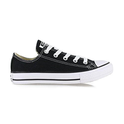 Converse C/T All Star OX Little Kids Fashion Sneakers Black 3j235-1.5