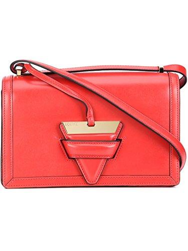 loewe-womens-30274m157931-red-leather-shoulder-bag