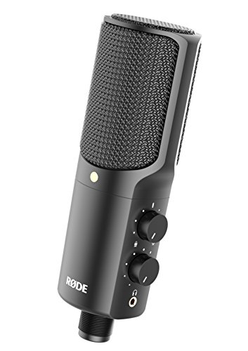 Rode NTUSB USB-Kondensatormikrofon - 4