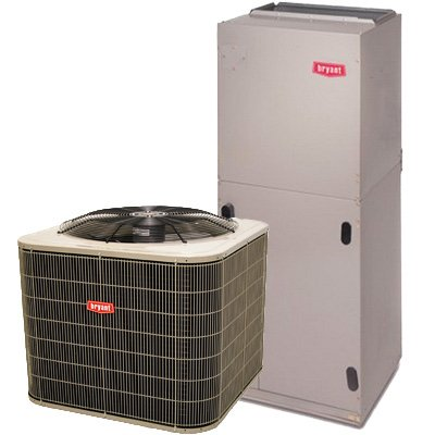 2 Ton 17 Seer Bryant Air Conditioning System - 187BNA024000 - FE4ANF003T00