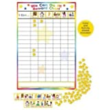 "Kenson Kids ""We Can Do It"" Preschool Milestones Chart KPS1000"