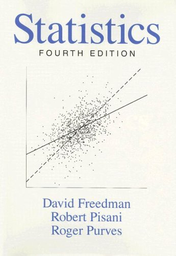 Statistics, 4th Edition