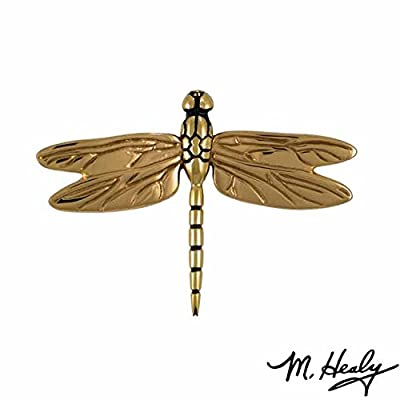 Michael Healy Designs Best Seller Dragonfly in Flight Door Knocker