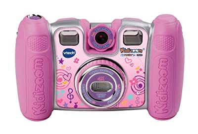 VTech Kidizoom Twist Plus Camera (Pink)