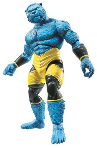 Marvel Legends Exclusive Nemesis Build-A-Figure Wave Action Figure Beast (Marvel Legends Nemesis Series compare prices)