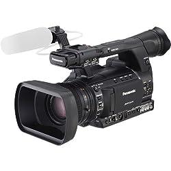 Panasonic AG-AC160A HD Handheld Camcorder (Black)