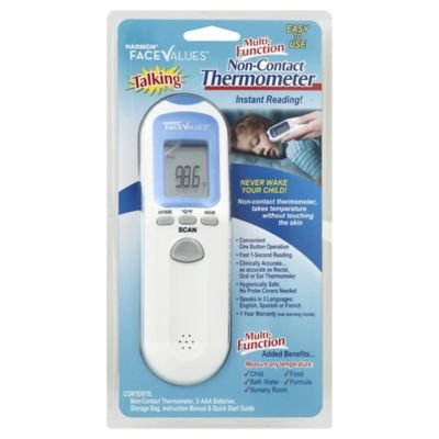 Harmon Face Values Non-Contact Thermometer with Sound