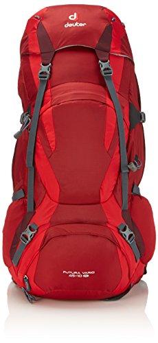 deuter-rucksack-futura-vario-macuto-de-senderismo-color-rojo-talla-74-x-34-x-28-cm