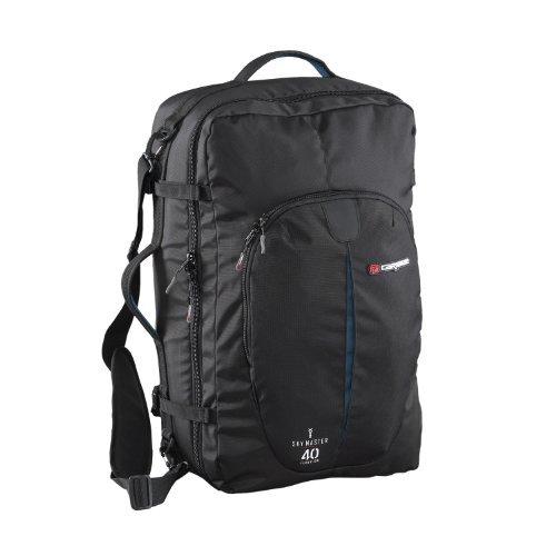 caribee-mens-sky-master-40-carry-on-travel-bag-40-litre-black