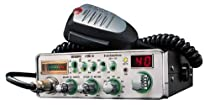 Uniden PC68LTW 40 Channel CB Radio with Front Mic