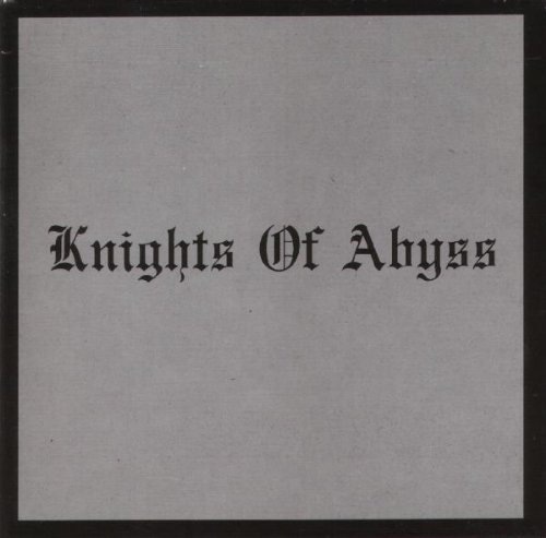 Knights Of Abyss [RARE] by Various Artists, N.L.C., Jack Or Jive, The Moon Lay Hidden Beneath A Cloud and Collection D'Arnell-Andrea