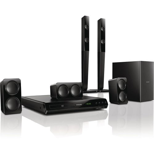 philips fidelio css7235y 12 home cin ma 2 1 bluetooth nfc. Black Bedroom Furniture Sets. Home Design Ideas