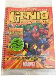 Genio Cards: Official Card Collector Album - 1