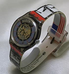 Swatch Watches Olympic Sport Legends from the 1996 Olympic Games Limited Edition EDWIN MOSES
