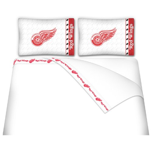 Red Wings Bedding front-1014810