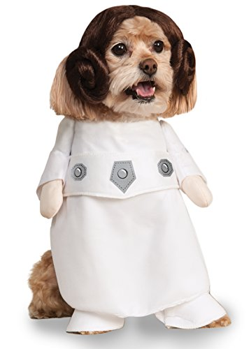Rubies Costume Star Wars Collection Pet Costume, Princess Leia, Medium