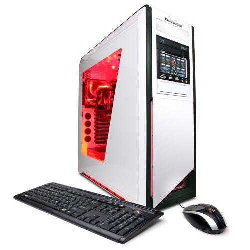 CyberpowerPC Zeus Thunder GLC2040 Intel i7 3820 GTX680 Liquid Cool Gaming Desktop PC