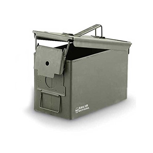 Military Surplus .50 Caliber (M2A1) Ammo Can