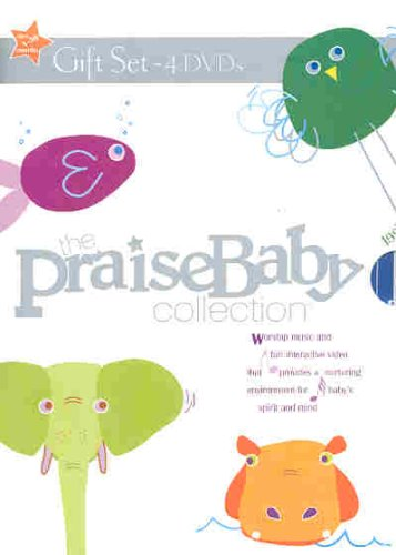 DVD-Praise Baby Collection Gift Set (4 DVD)