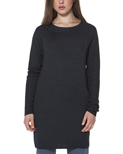 Fred Perry Vestido Lana Gris