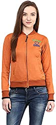 OKANE Women's Long Sleeve Sweatshirt (51759, Orange, L)