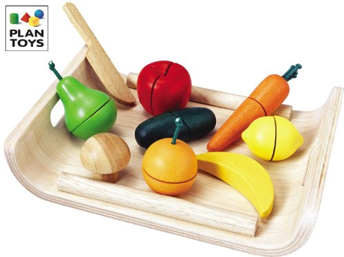 Where To Buy Plan Toys Assorted Fruits and Vegetables