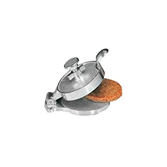 American Metalcraft Adjustable Aluminum Hamburger Press (13-0399) Category: Meat Grinders and Parts
