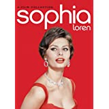 Sophia Loren 4-Film Collection (Neapolitan Carousel / Attila / Madame Sans-Gene / Sunflower) ~ Sophia Loren