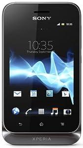 Sony Xperia Tipo Dual-SIM ST21A2 Unlocked Android Phone--U.S. Warranty (Black)
