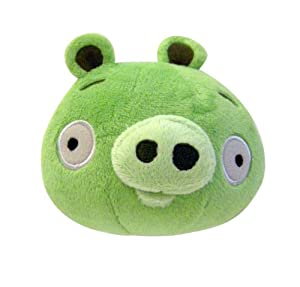 Angry Birds Plush 8-Inch Piglet with Sound