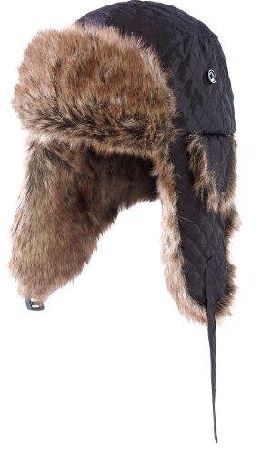 PEARL urban Norwegermütze, schwarz Gr. XL