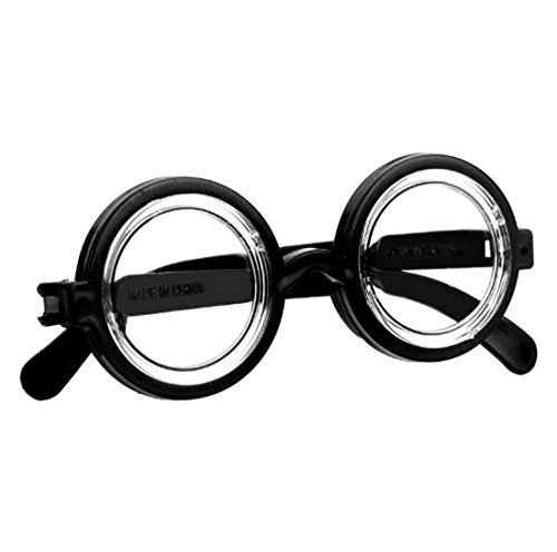 Funny Nerd Glasses for Halloween Masquerade Costume Cosplay Makeup