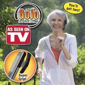 Gojo Hands Free Adjustable Headset (Pack Of 2)