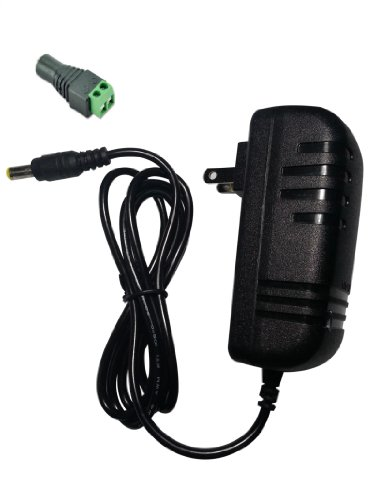 E-Goal Dc 12V 3A Switching Power Supply Adapter For 110V- 240V Ac 50/60Hz 2.1Mm With E-Goal Robbin