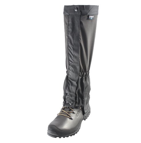 Carn Eighe Walking/hiking Gaiters - Black - (1 Pair)
