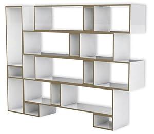 regaleo set 2 flexibel gestaltbares designer regalsystem aus berlin elegant. Black Bedroom Furniture Sets. Home Design Ideas